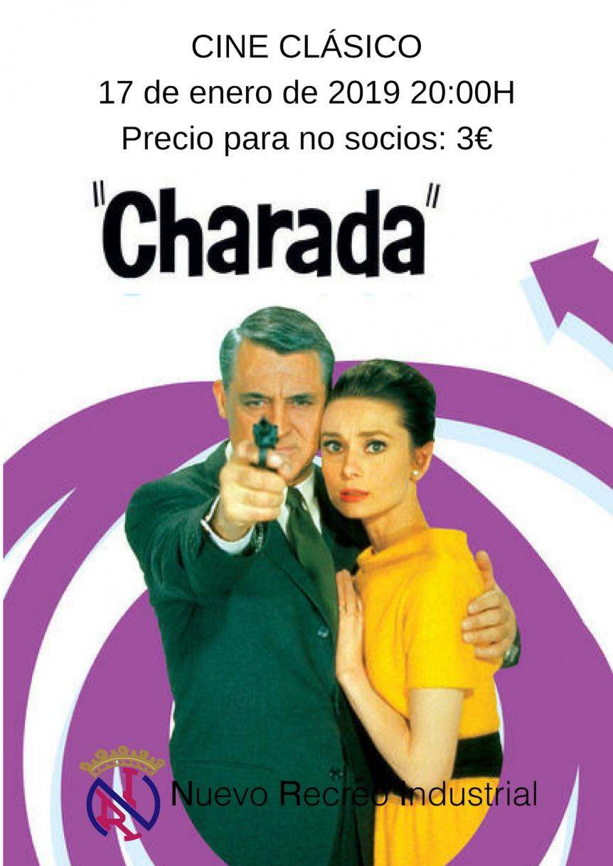 Cine clásico - Charada