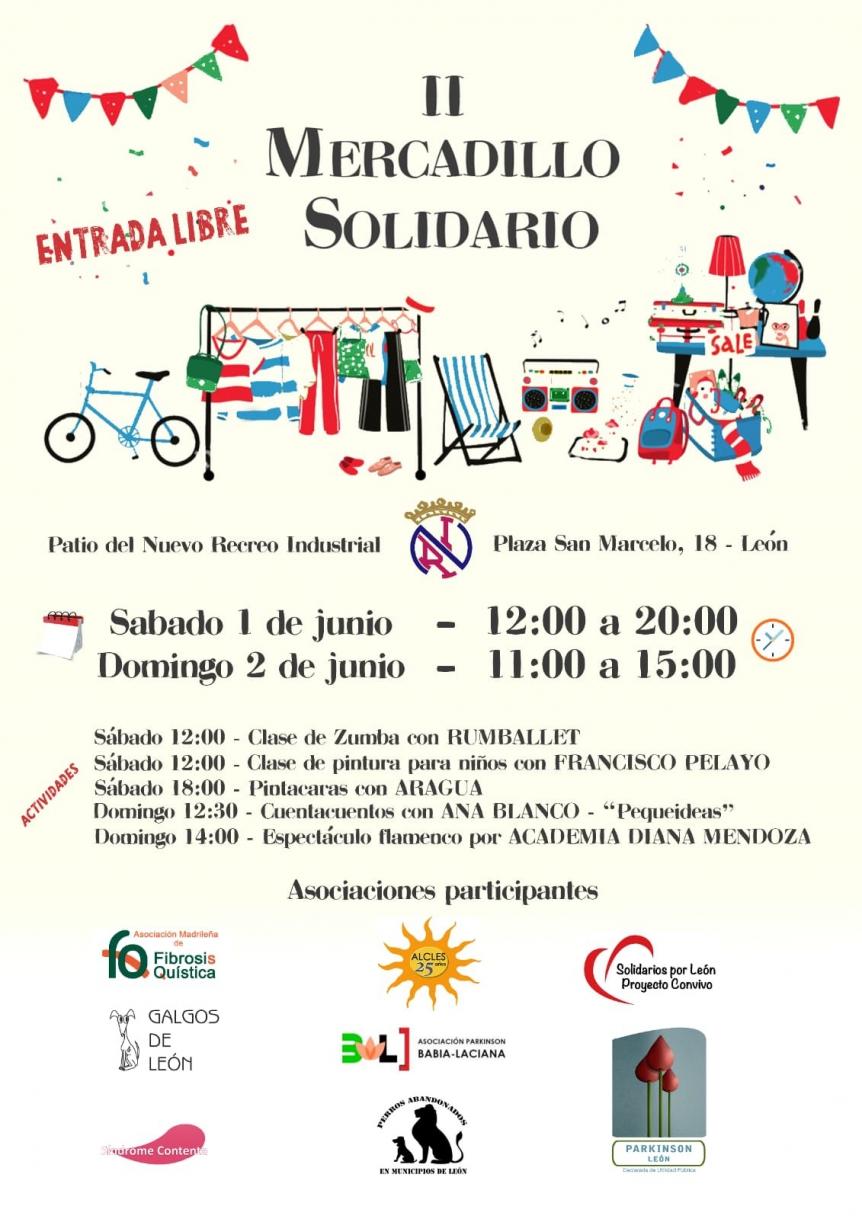 II Mercadillo Solidario