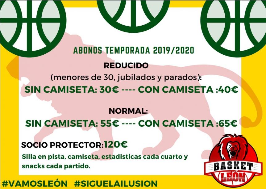 Abono Basket León