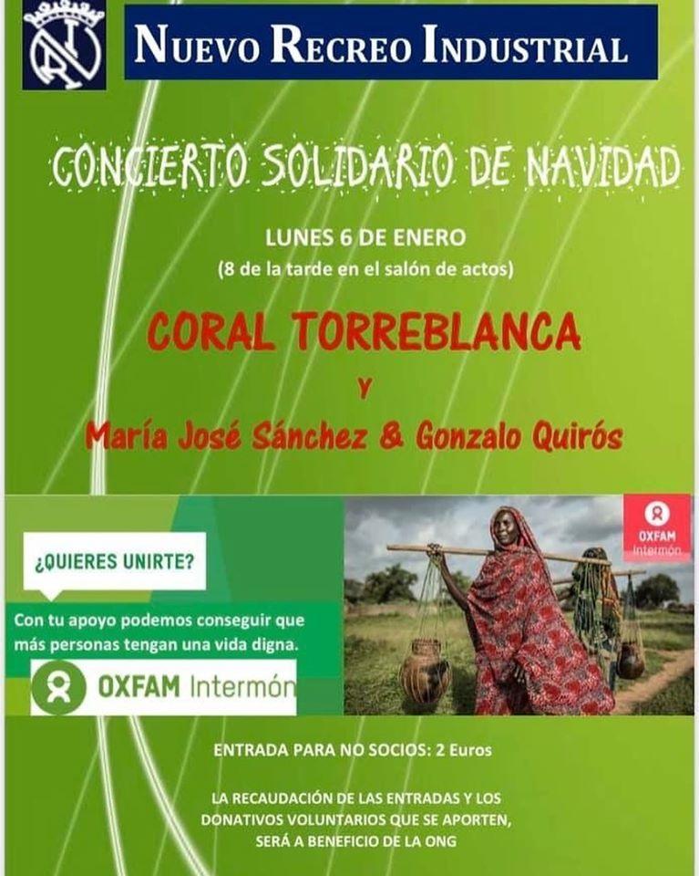 CONCIERTO DE LA CORAL TORREBLANCA