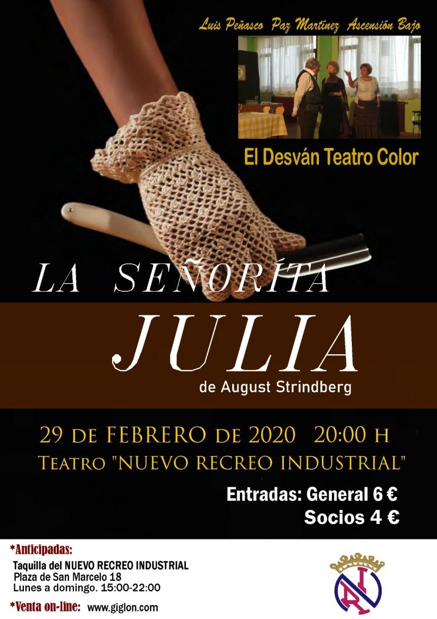 SEÑORITA JULIA