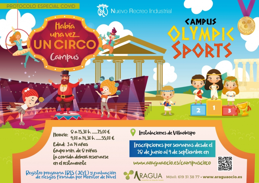 CAMPUS OLYMPIC SPORTS