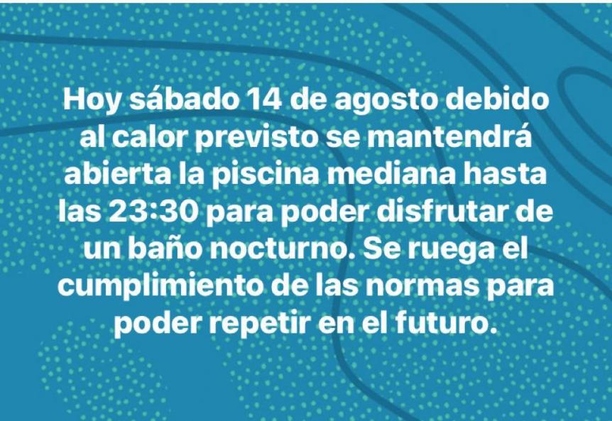 Piscina 14-08-2021